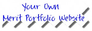 your-own-merit-portfolio-website-blue-text