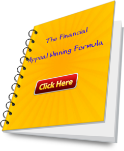 sprial-gold-notebook-text-financial-appeal-winning-formula