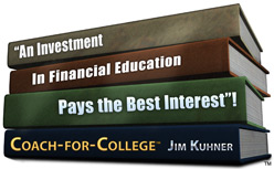 Books Stack Reading Investment In Financial Education Pays Best Interest