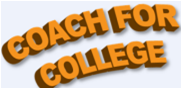 Coach For College Letter Logo