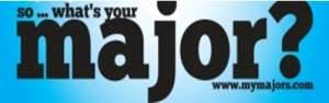 Banner for My Majors Website for Career Quiz