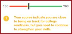 PSAT Scores | Averages | Scaling | Selection Index ...